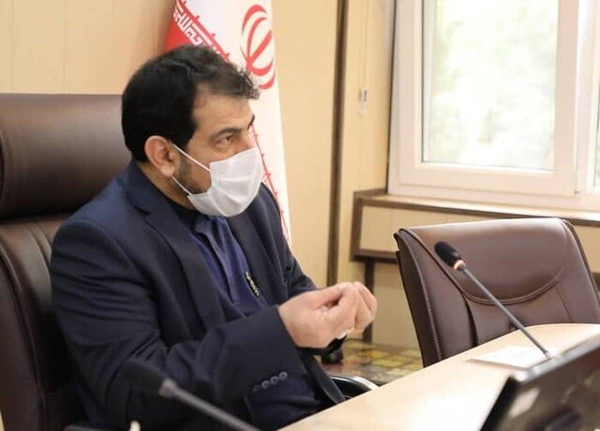 مسعود+منصور+رییس+سازمان+جنگل+ها